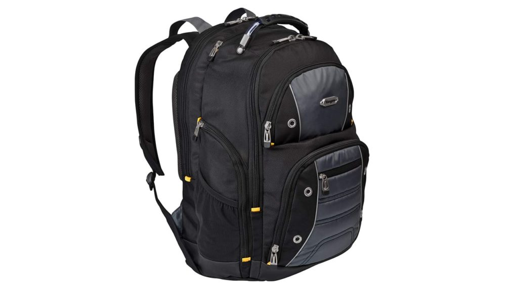 Targus Drifter II Backpack for 16-Inch Laptop, Black