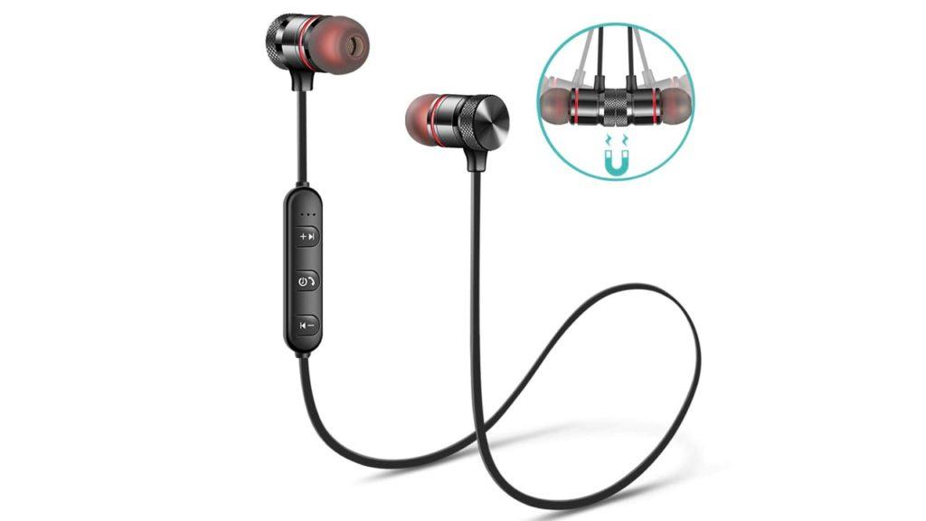 Wireless Earbuds,Bluetooth Headphones Deep Bass