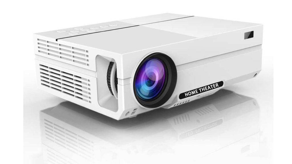 1080P Projector,Salange HD Video Projector with 1920x1080P