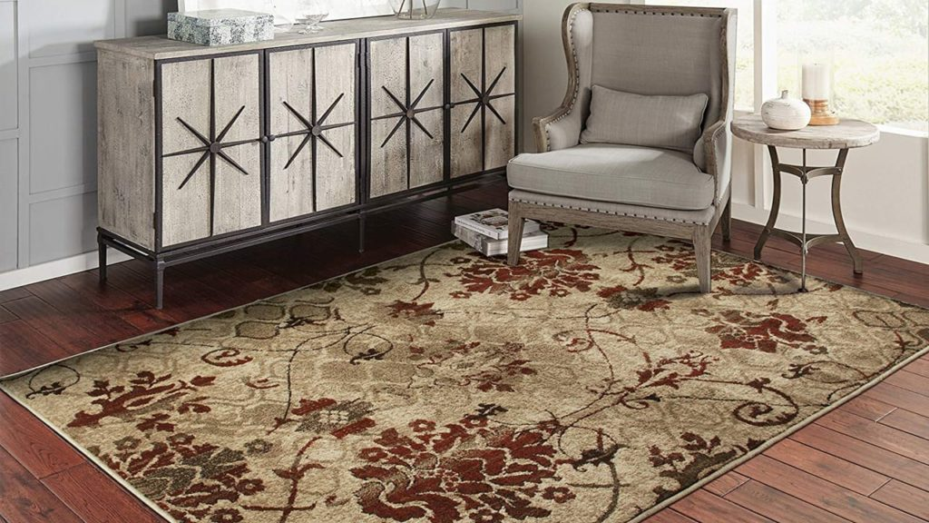 A.S Quality Rugs Modern Distressed Living Room Rugs