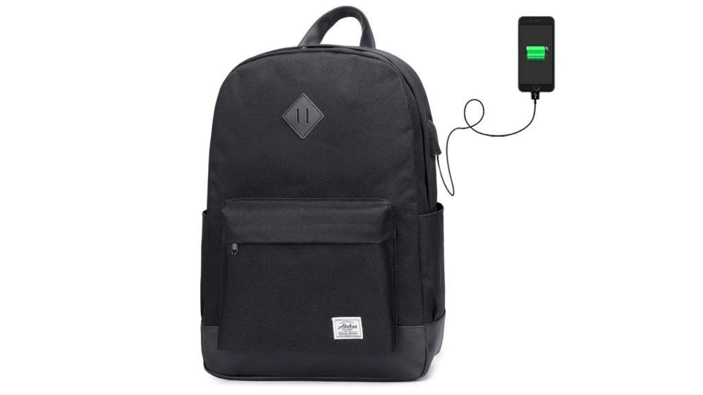 Abshoo Unisex Classic Waterproof School Rucksack Travel Backpack