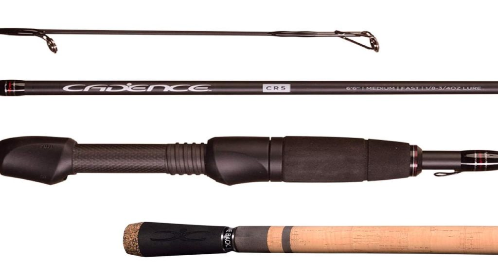 Cadence CR5 Spinning Rod
