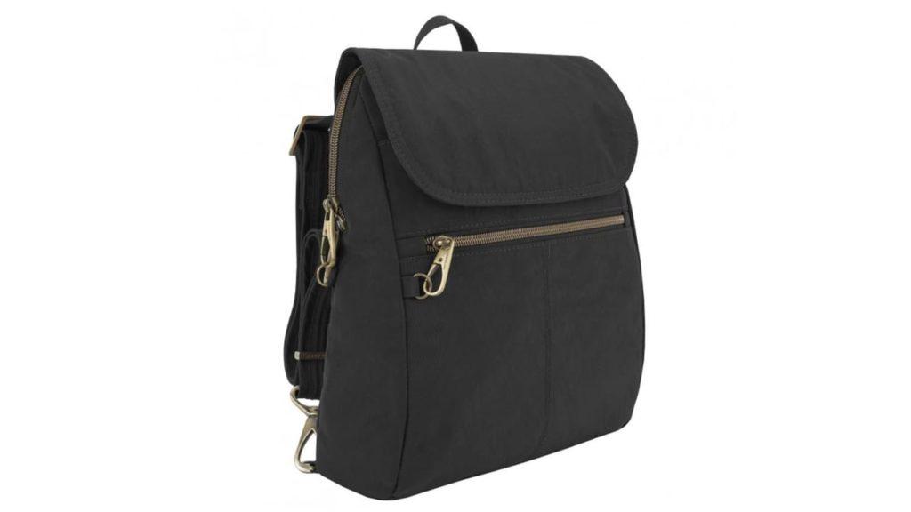Travelon Anti-Theft Signature Slim Backpack,