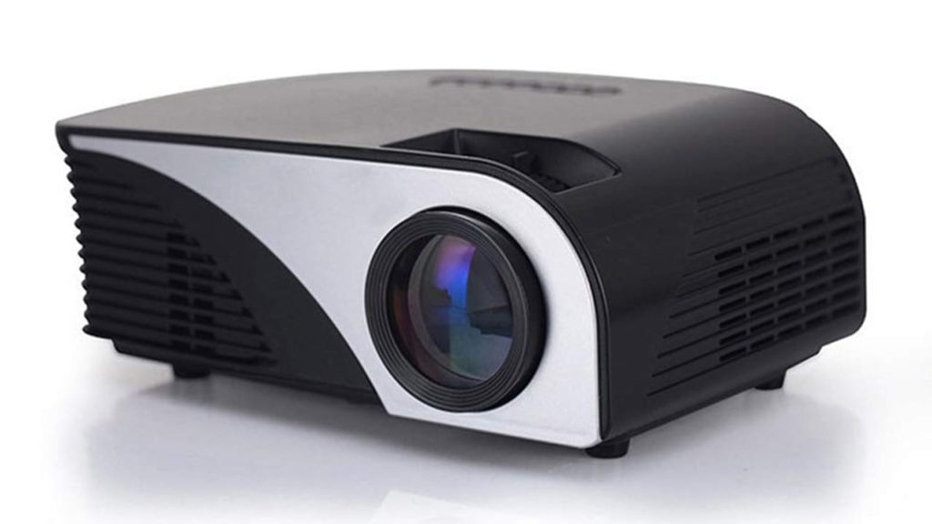 Wireless Projector LED Portable HD 1080P Portable Movie Projector