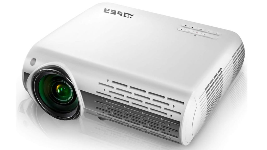 YABER Native 1080P Projector 5000 Lumens Full HD Video Projector