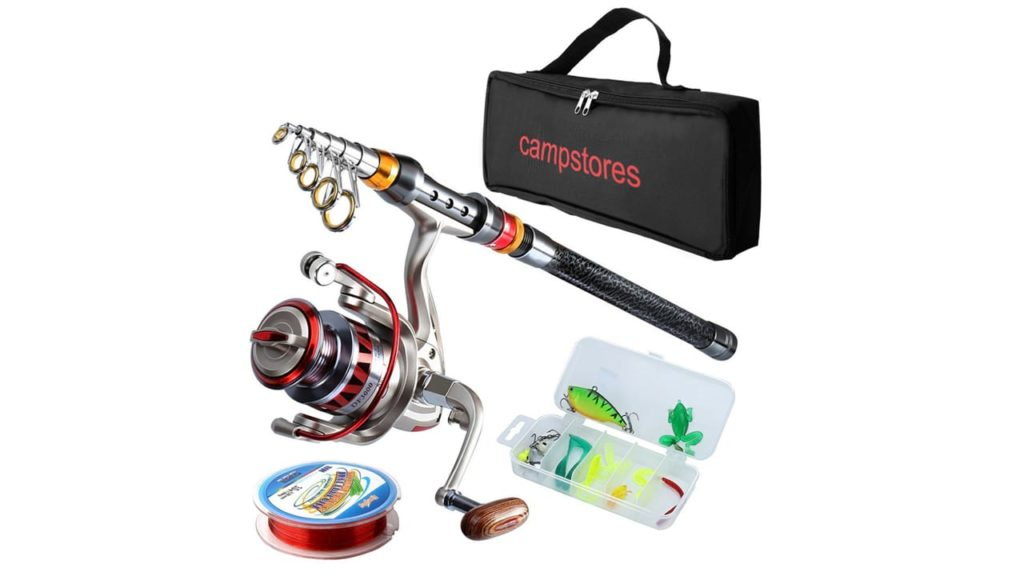 ministoream Rod and Reel Combos