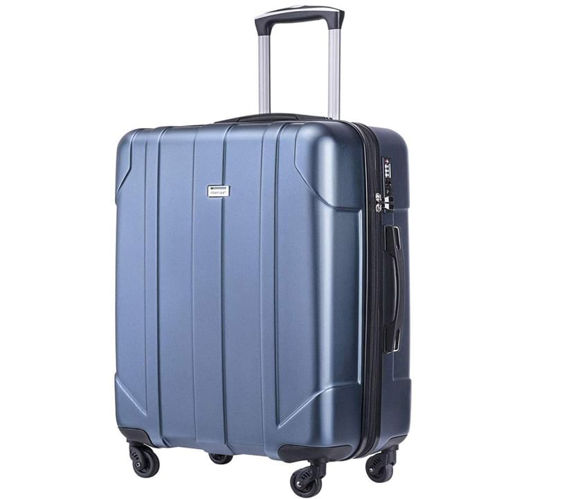 Merax Hardside Spinner Luggage with Built-in TSA Lock Lightweight Suitcase 20inch 24inch and 28 inch