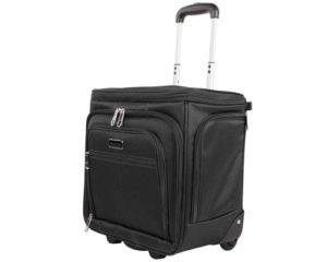 Ciao 15'' Expandable Under Seat Bag (Black)