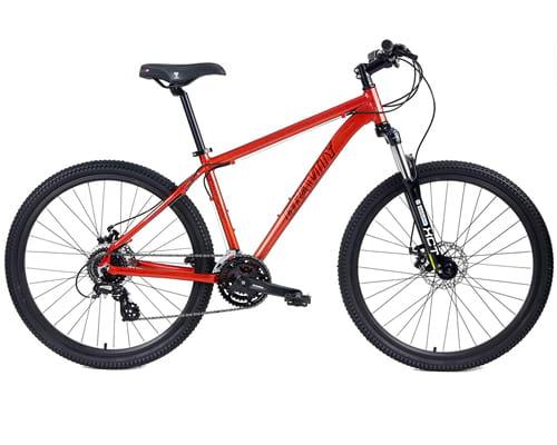 Gravity Basecamp 27.5 Disc Brake 24 Speed Front Suspension Mountain Bike