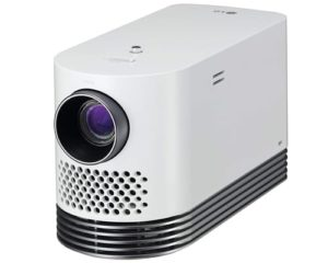 LG HF80JA Laser Smart Home Theater CineBeam Projector
