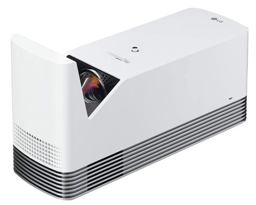 LG HF85JA Ultra Short Throw Laser Smart Home Theater CineBeam Projector
