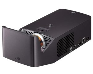 LG PF1000UW Ultra Short Throw Smart Home Theater Projector with Smart TV Built-In