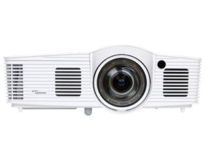 Optoma GT1080Darbee Short Throw Projector for Gaming, Movies and Sports