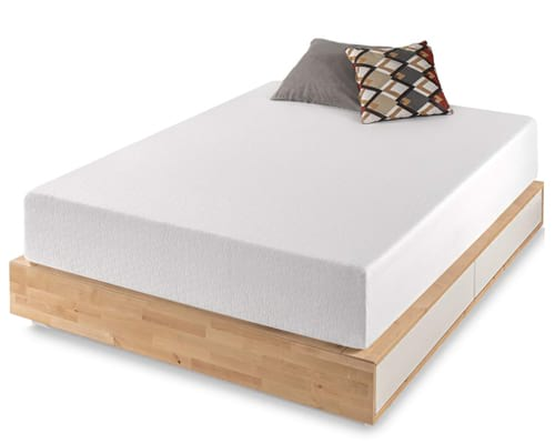 12 Memory Foam Mattress, Full, Queen, King and Cal King
