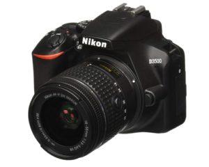 Nikon D3500 W-AF-P DX NIKKOR 18-55mm