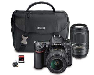 Nikon D7100 DX-Format Digital SLR Camera