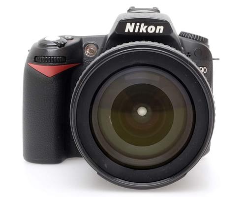 Nikon D90 12.3MP DX-Format CMOS Digital SLR Camera