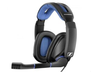 Sennheiser GSP 300 Gaming Headset with Noise-Cancelling Mic