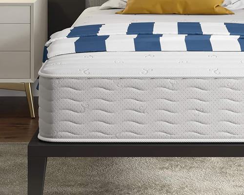 Signature Sleep 10 Coil Mattress, Twin