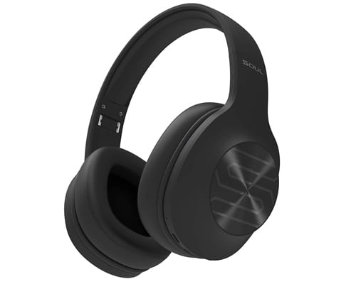 Soul Electronics Ultra Wireless High Definition Dynamic Bass Over-Ear Headphones