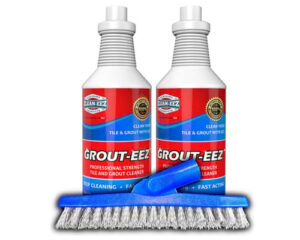 IT JUST WORKS! Grout-Eez Super Heavy Duty Tile & Grout Cleaner