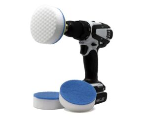 RotoEraser-Drill Powered Magic Cleaning Eraser Sponges