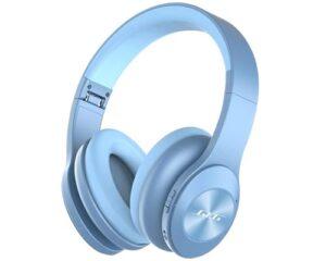 Active Noise Cancelling Headphones GEG Wireless Headphones Over Ear Headphones