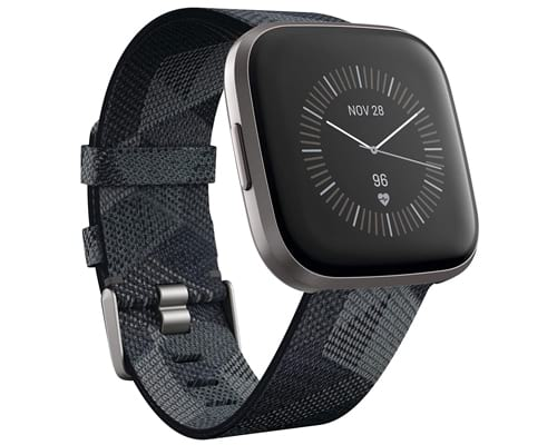 Fitbit Versa 2 Special Edition Health and Fitness Smartwatch with Heart Rate