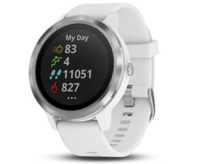 Garmin 010-01769-21 Vivoactive 3, GPS Smartwatch with Contactless Payments and Built-in Sports Apps