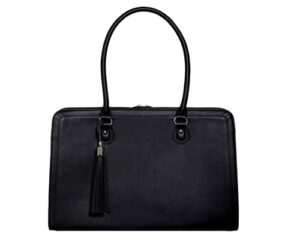 Laptop Bag for Women 17 inch Luxury Handmade Computer Briefcase Work Tote