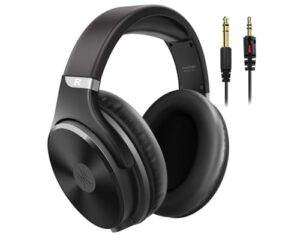 OneOdio Wired Over Ear Headphones-Noise Isolation