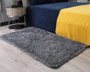 Ophanie Ultra Soft Fluffy Area Rugs for Bedroom