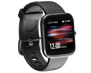 Smart Watch, Virmee VT3 Fitness Tracker with Heart Rate Monitor