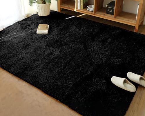 Soft Modern Indoor Large Shaggy Rug for Bedroom Livingroom