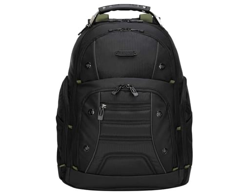 Targus Drifter II Backpack Design for Business Professional Commuter with Large Compartments