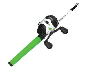 Zebco Roam Telescopic Fishing Rod and Spinning or Spincast Fishing Reel