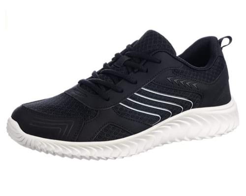 Akk Mens Walking Tennis Shoes - Comfortbale Walking Shoes
