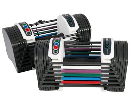 PowerBlock Sport 24 Adjustable Dumbbell, 24 lbs